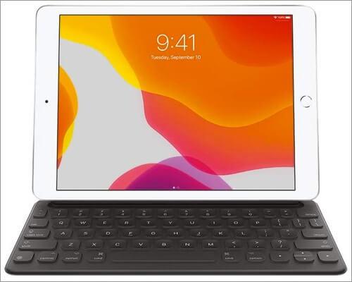 apple smart keyboard case for 10.2-inch ipad