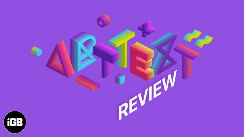 Art Text 4 Mac App Review