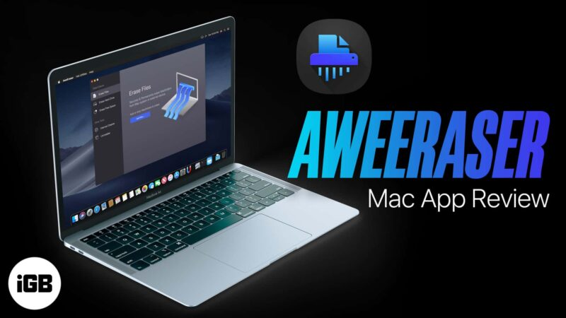 AweEraser for Mac Review