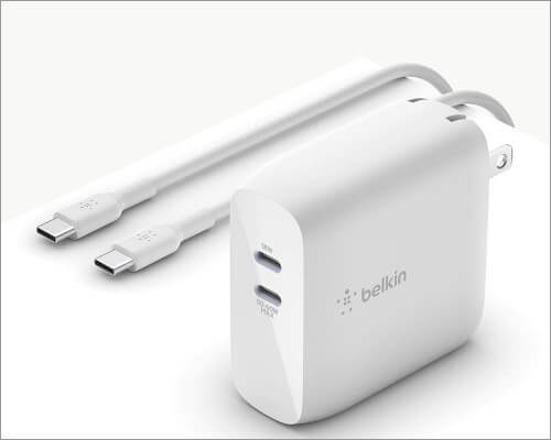 Belkin 68W USB-C Power Adaptor for iPhone 12 Pro and 12 Pro Max