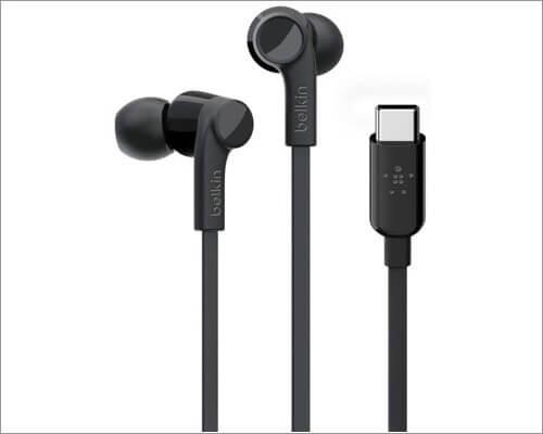Belkin USB C Headphones for iPhone