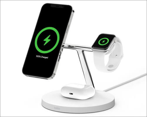 Belkin Wireless Charger with MagSafe for iPhone 12 and 12 Pro
