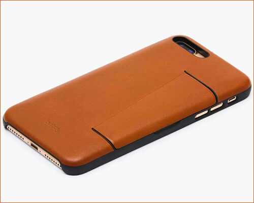 bellroy iPhone 8 Plus Leather Wallet Case