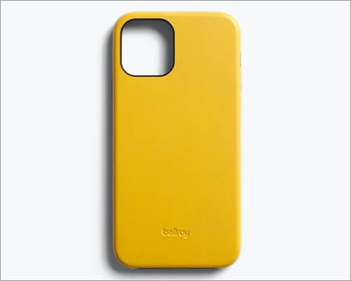 Bellroy Leather Case for iPhone 12 Pro Max