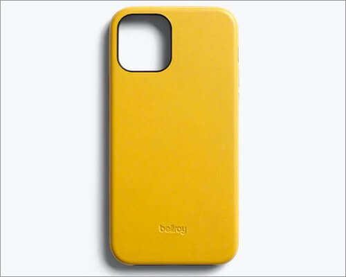 Bellroy Premium Leather Case for iPhone 12 and 12 Pro