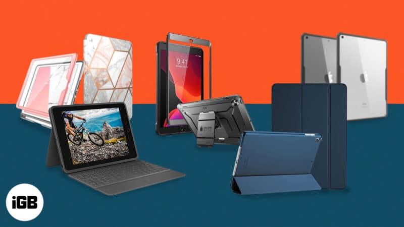 best 10.2-inch ipad cases