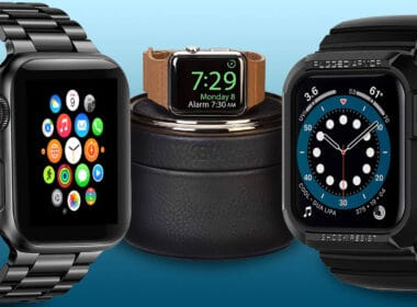best accessories for apple watch series 6 and 5