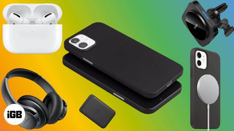 Best Accessories for iPhone 12 and 12 Pro