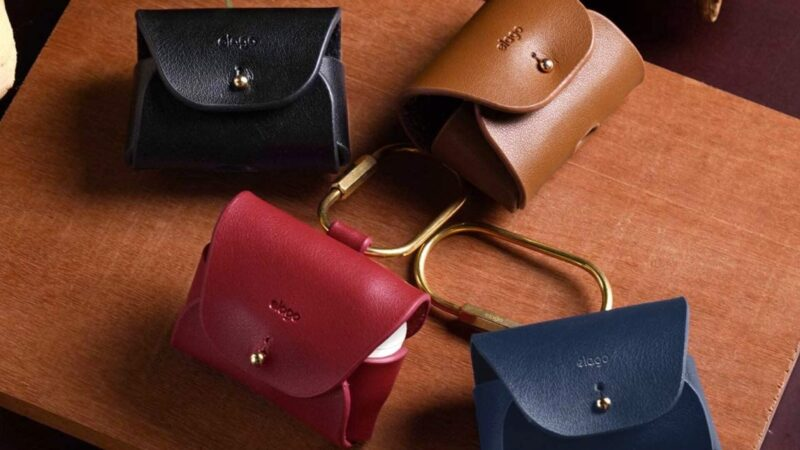 best airpods pro leather cases