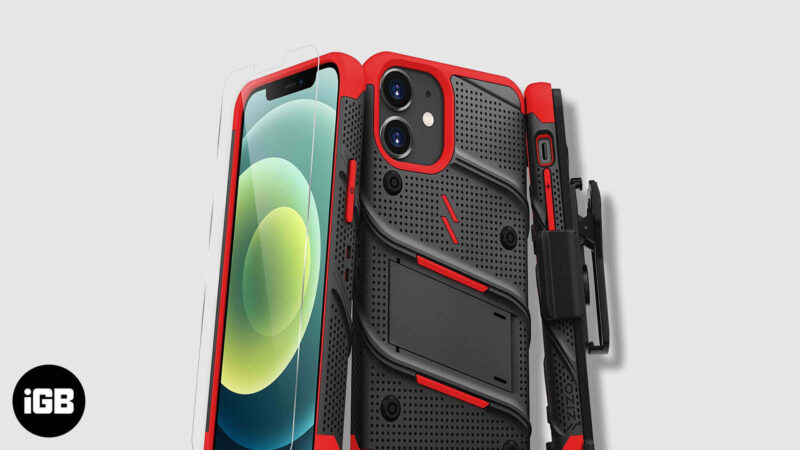 Best Belt Clip Cases for iPhone 12, 12 Pro, 12 Pro Max, and 12 Mini