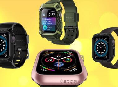 best case for apple watch series 6, 5, 4, and SE