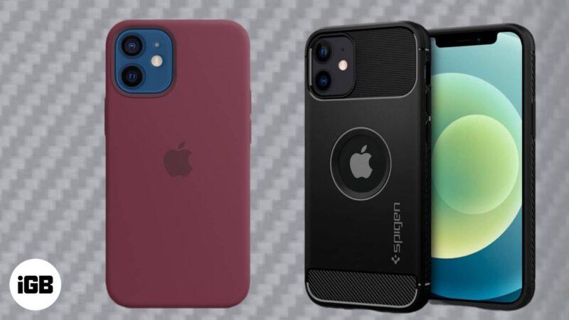 Best Cases for iPhone 12 Mini
