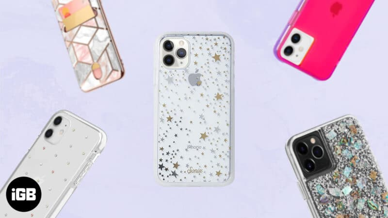 best designer cases for iphone 11, 11 pro, and 11 pro max