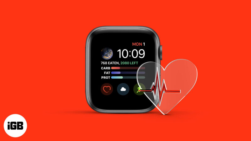Best Health Apps for Apple Watch