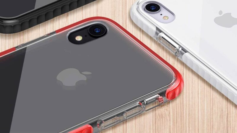 best iphone xr clear cases