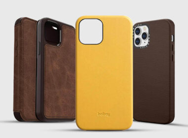 Best Leather Cases for iPhone 12 and 12 Pro