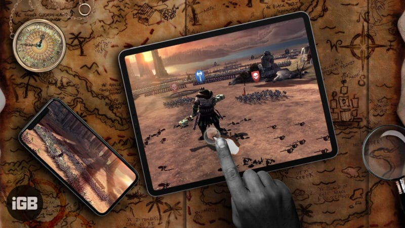Best MMORPG for iPhone and iPad