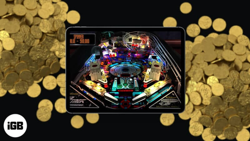 best pinball games for iphone and ipad