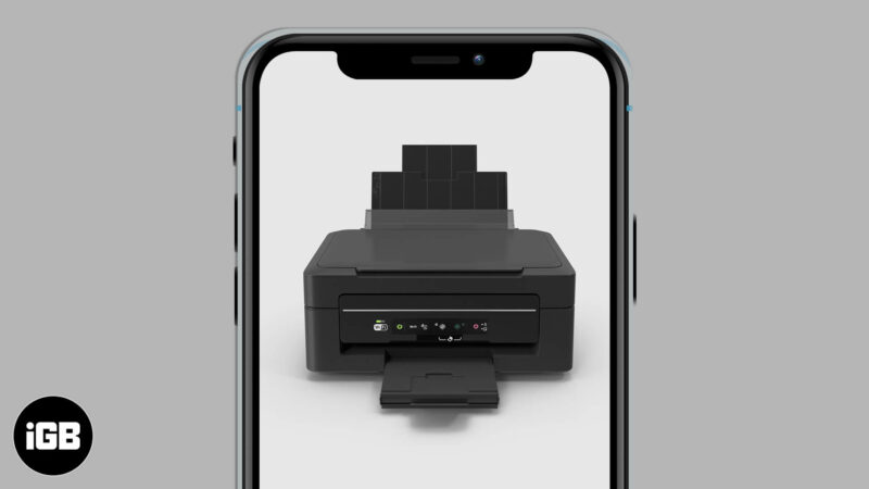 best printing apps for iphone and ipad