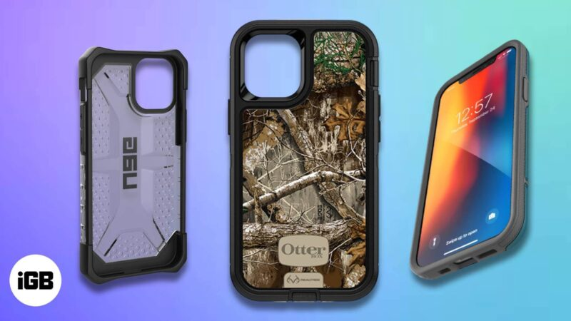 Best Rugged Cases for iPhone 12 Mini