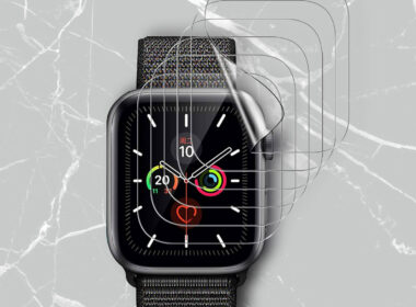 best screen protectors for apple watch series 6 and 5