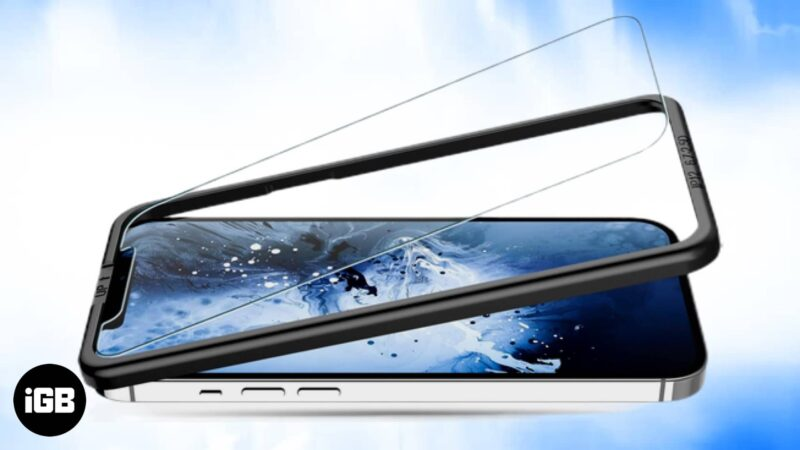 Best Screen Protectors for iPhone 12 Pro Max
