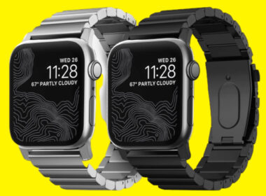Best Stainless Steel Bands for Apple Watch Series 6, SE, 5, 4, and 3