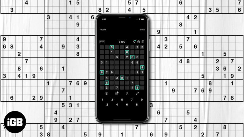 Best Sudoku Games for iPhone and iPad