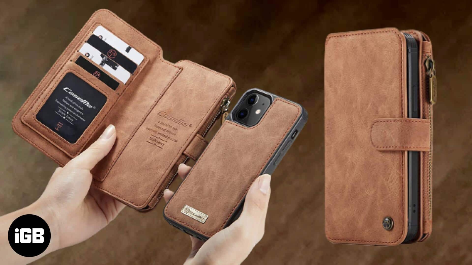 Best Wallet Cases for iPhone 12 Mini