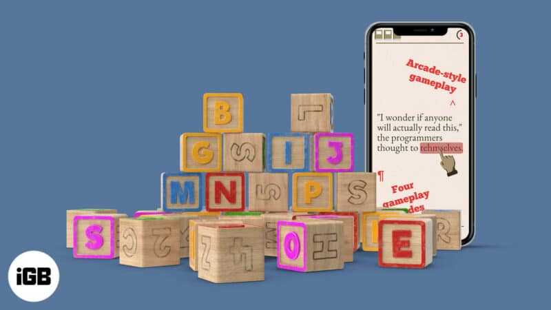 Best Word Games for iPhone and iPad