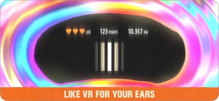 blind drive iphone game screenshot