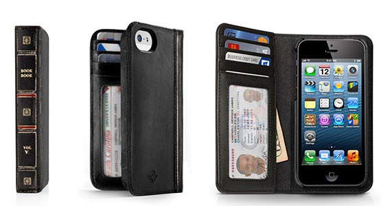 Book Book Case for iPhone 5