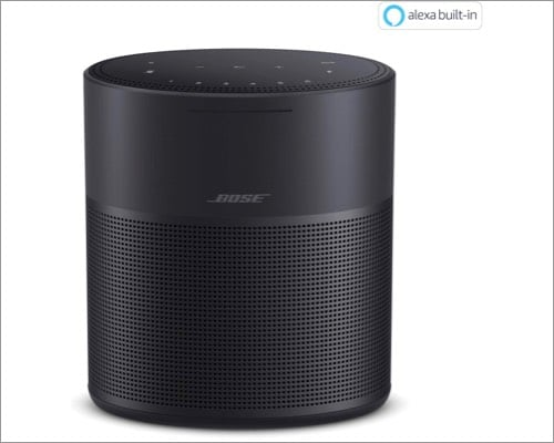 Bose home speaker 300 HomePod alternative
