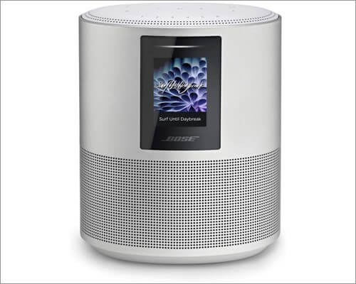 bose home speaker 500 with airplay 2 support