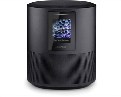 Bose home speaker HomePod alternative