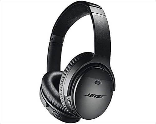 bose quietcomfort wireless headphones for iphone 11, 11 pro and 11 pro max