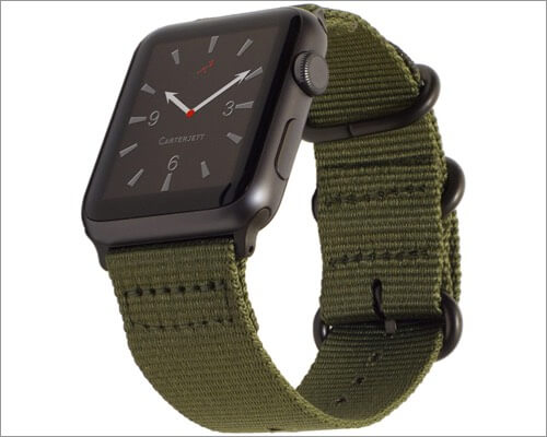 carterjett replacement strap and band for apple watch