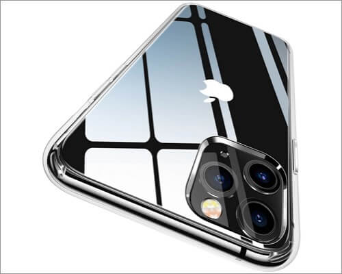 casekoo clear case for iphone 11 pro max