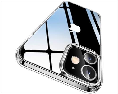CASEKOO Protective Slim Case for iPhone 12 Mini