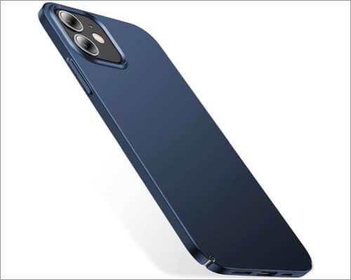 CASEKOO Ultra-Thin Case for iPhone 12 Mini