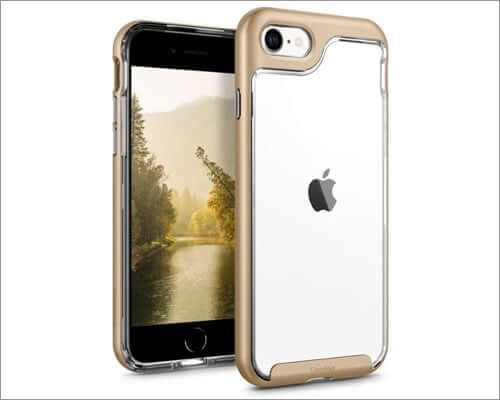 caseology iphone se 2020 clear case