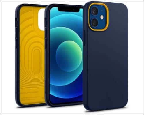 Caseology Nano Pop Designed Slim case for iPhone 12 Mini