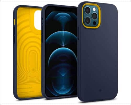 Caseology Silicone Case for iPhone 12 and 12 Pro