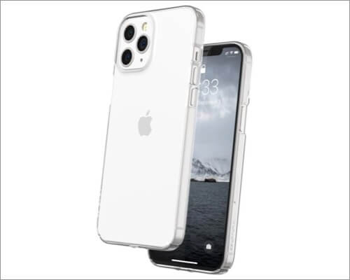 Caudabe Lucid Clear Case for iPhone 12 and 12 Pro