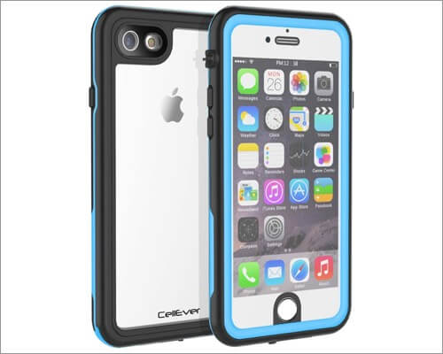 CellEver waterproof case for iphone 6