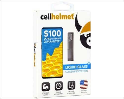 cellhelmet Liquid Glass+ Screen Protector