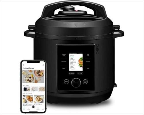 chef iq smart pressure cooker
