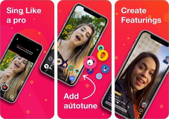 cizoo iphone and ipad karaoke app screenshot