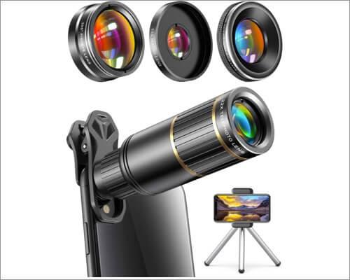 CoPedvic iPhone Telephoto Lens