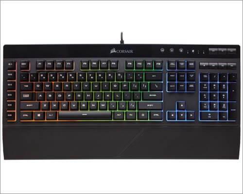 Corsair Gaming Keyboard as Christmas Gift